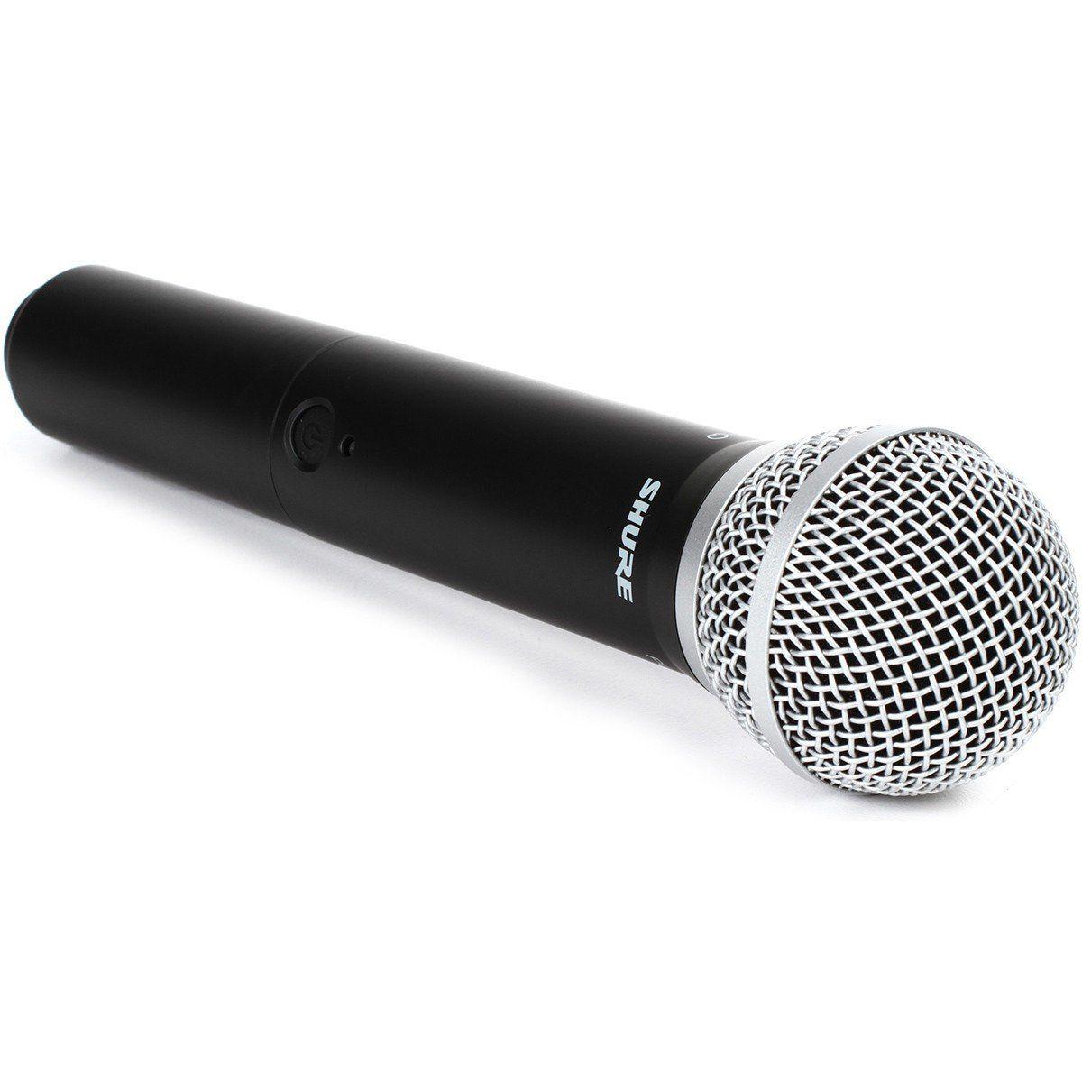 Shure BLX1288/P31 Microfone sem fio Shure BLX1288-P31 para Igrejas e Eventos