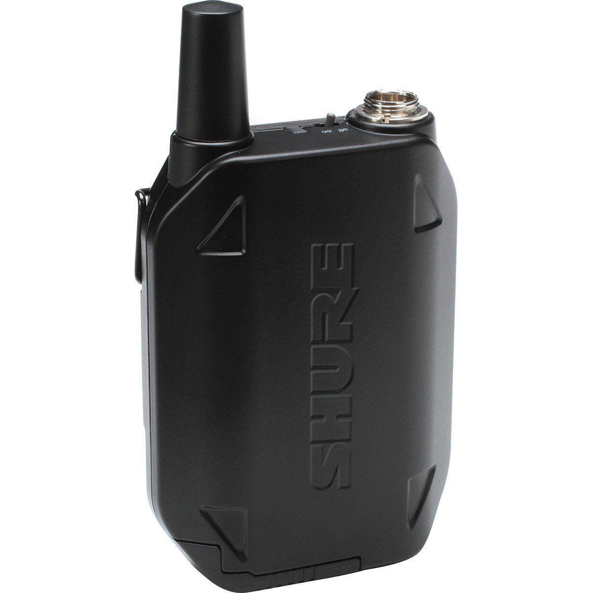 Shure GLXD14/PGA31 Microfone Sem fio Shure GLXD14-PGA31 para Performances ao Vivo