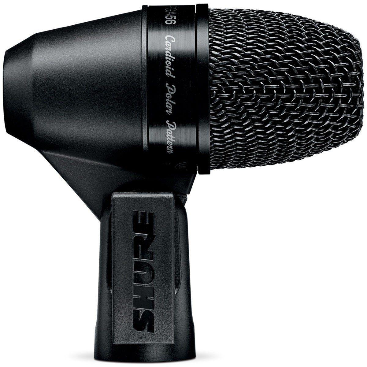 Shure PGA56 Microfone Cardioide Shure-PGA56 para Bateria