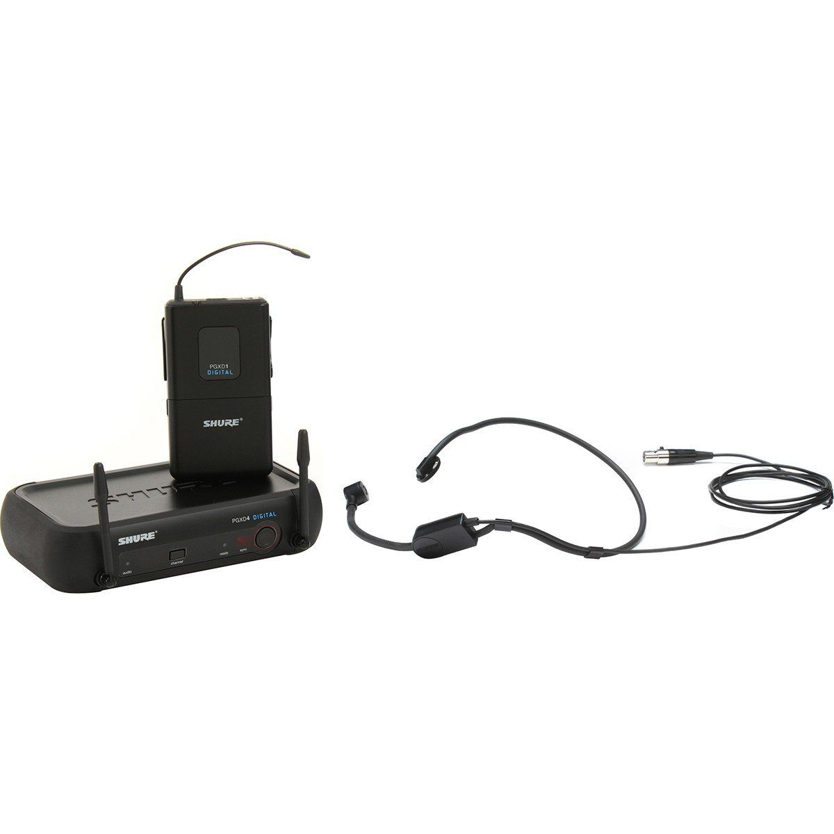Shure PGXD14/PGA31 Microfone Shure PGXD14-PGA31 para Apresentações e Palestras