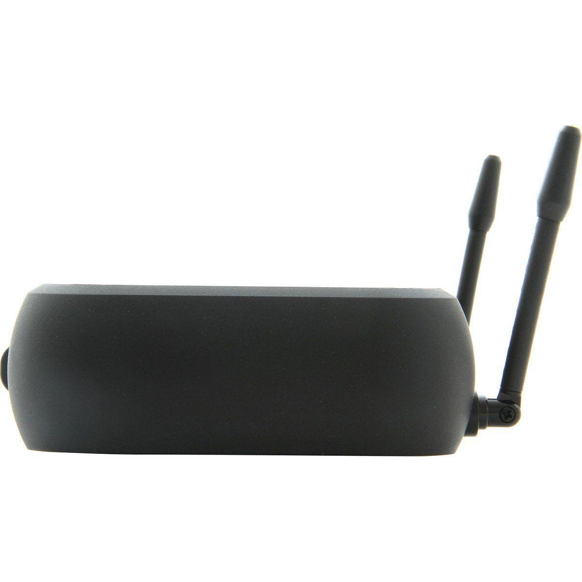 Shure PGXD24/SM58 Microfone sem fio Shure PGXD24-SM58 para Igrejas e Teatros