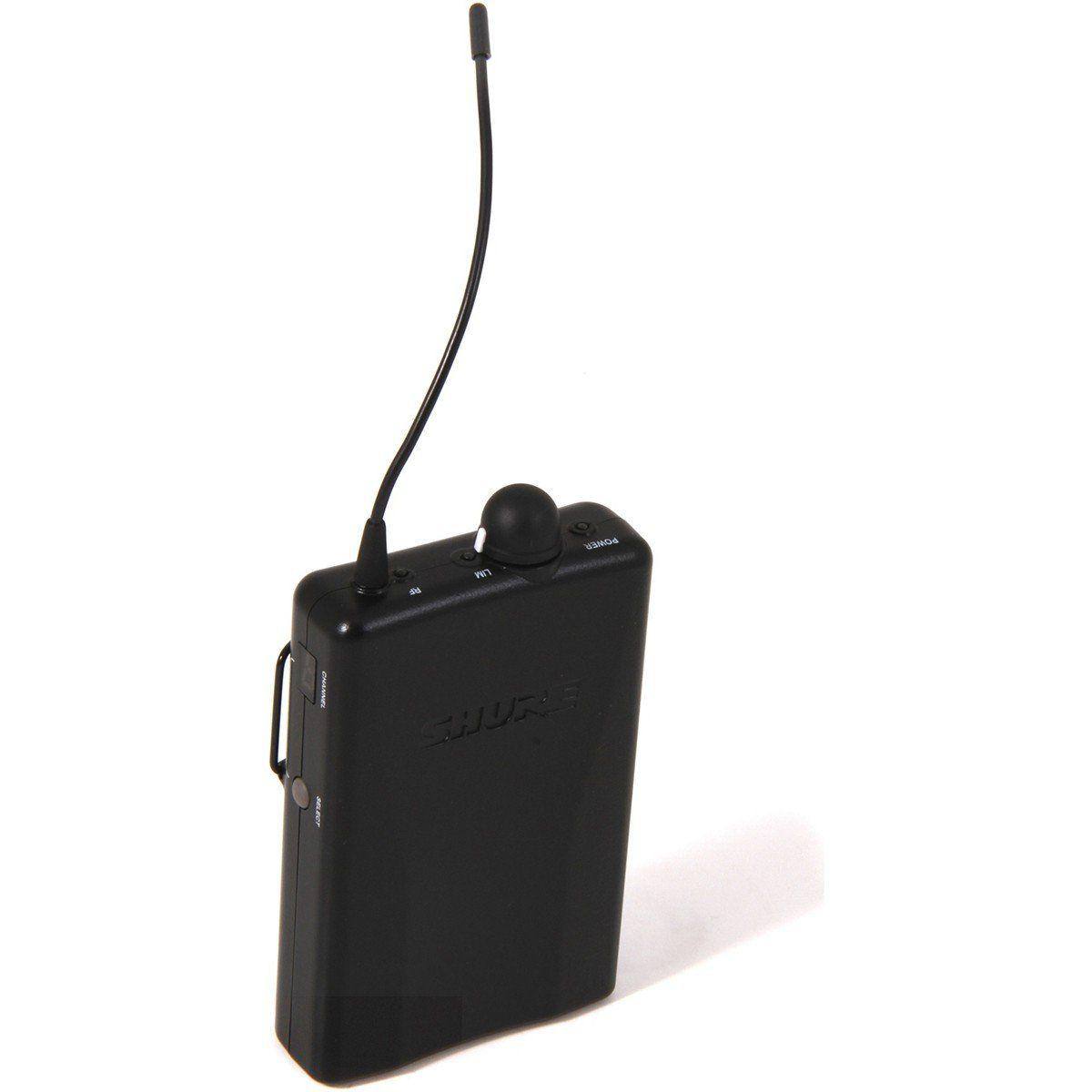 Shure PSM200 Sistema Monitoramento Sem Fio para Palco e Apresentações