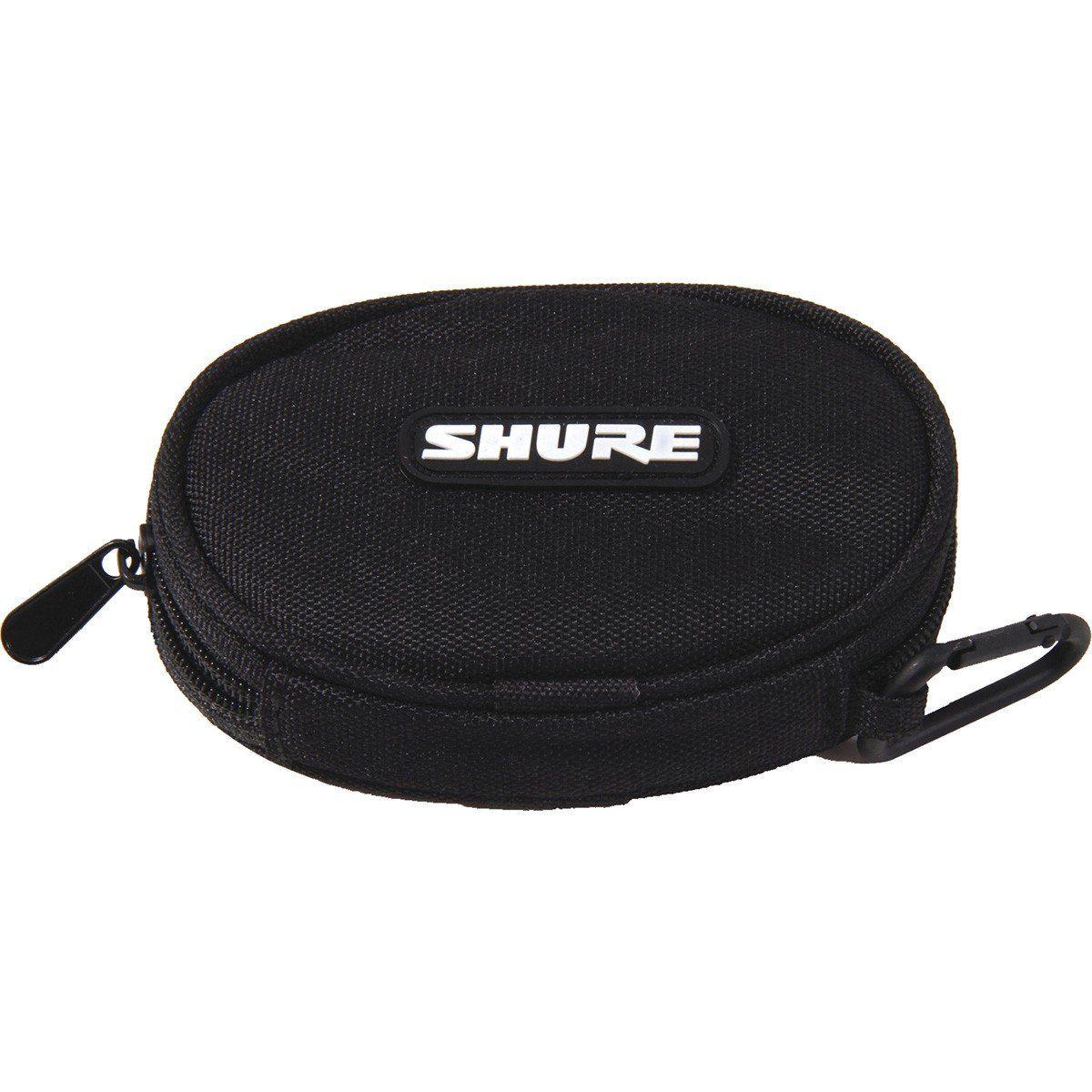Shure SE 215 Fone de Ouvido SE215 Original In-Ear Isolamento Acústico