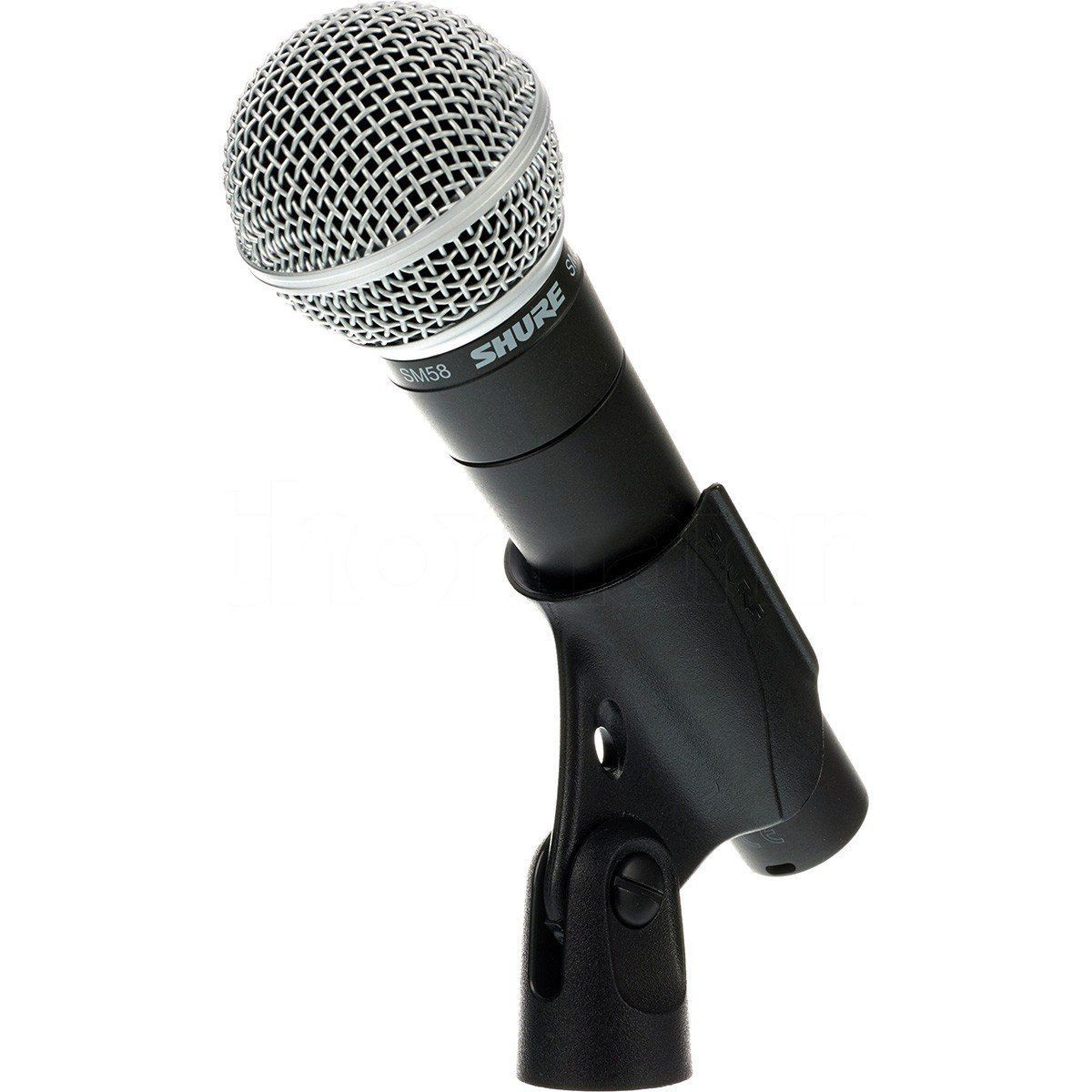 Shure SM58 Microfone Shure SM 58 LC Vocal Profissional Original