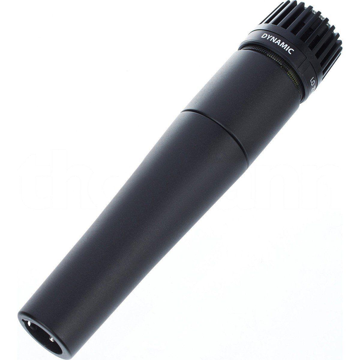 Shure SM57 X2U Microfone Cardioide Shure SM57 X2U para Produção Musical