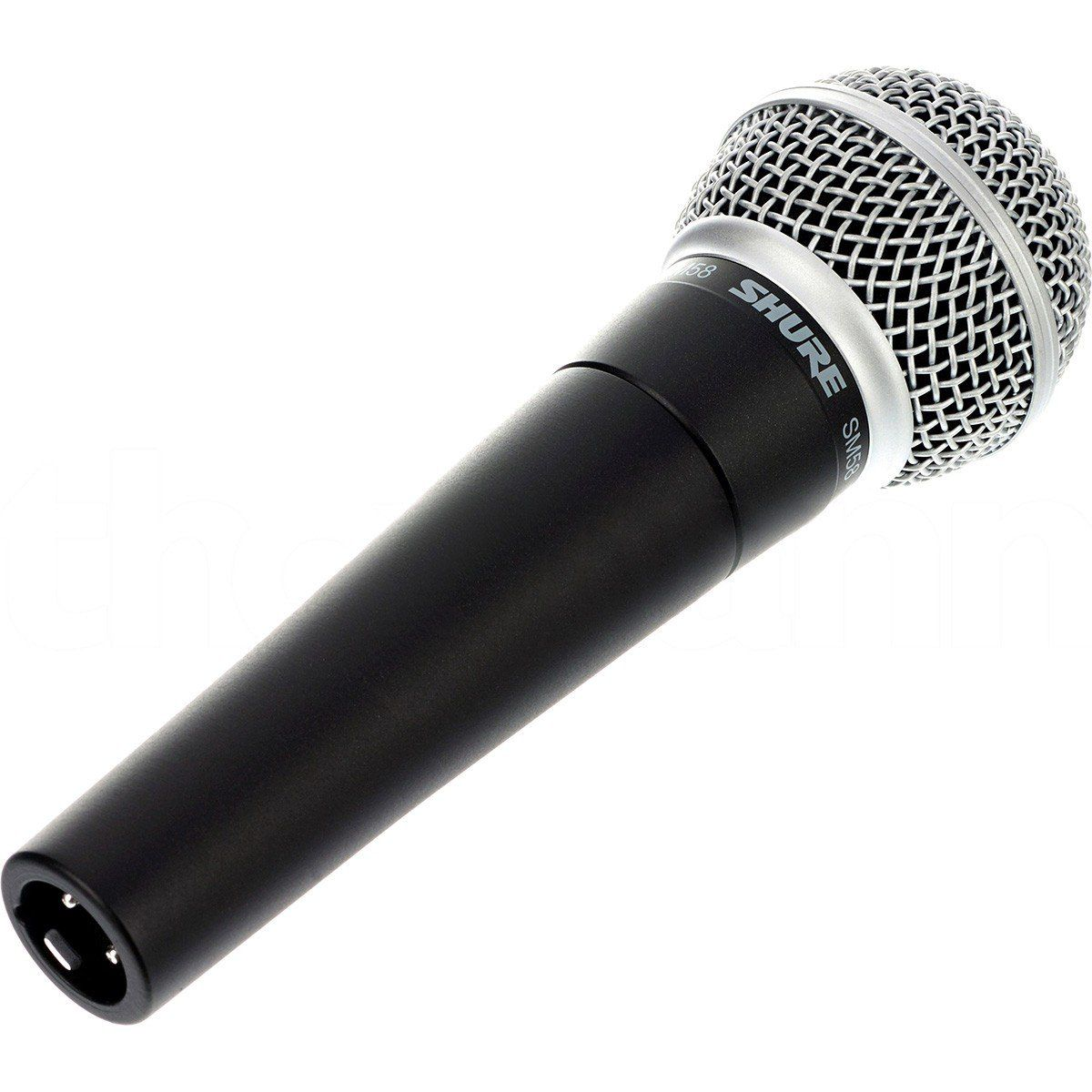 Shure SM58 X2U Microfone Cardioide Shure SM58-X2U para Vocais e Gravação em Estúdio