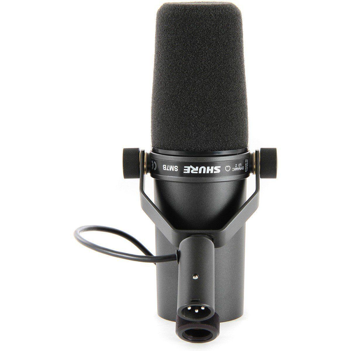 Shure SM7B Microfone Dinamico SM7B Profissional