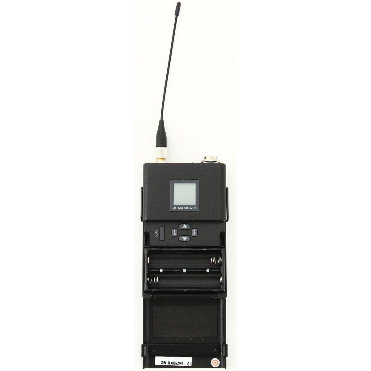Shure UR1 Transmissor Sem fio Shure-UR1 para Performances de Palco e Clubes