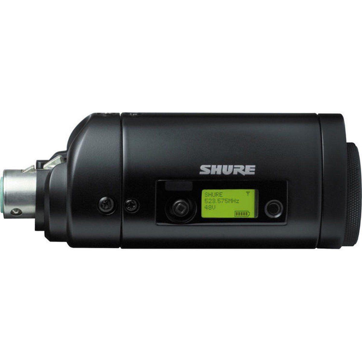 Shure UR3 Plug-On Transmissor para Sistemas sem Fio UHF-R