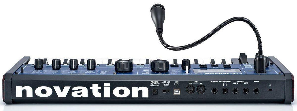 Novation MiniNova Sintetizador Profissional para Dj