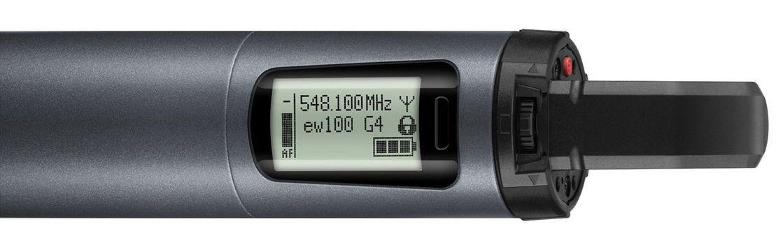 Sennheiser SKM 100 G4-S Microfone sem fio SKM100G4-S sem Capsula