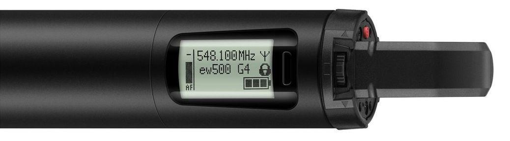 Sennheiser SKM 500 G4 Microfone sem fio SKM500G4 sem capsula