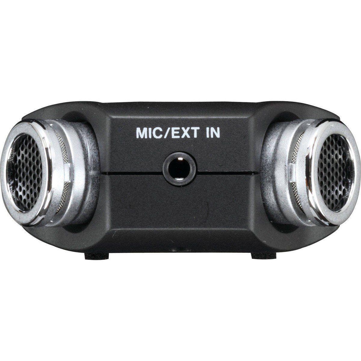 Tascam DR-05 Gravador de Áudio Tascam Dr05 Armazena até 32GB Estéreo Usb MicroSD 2GB