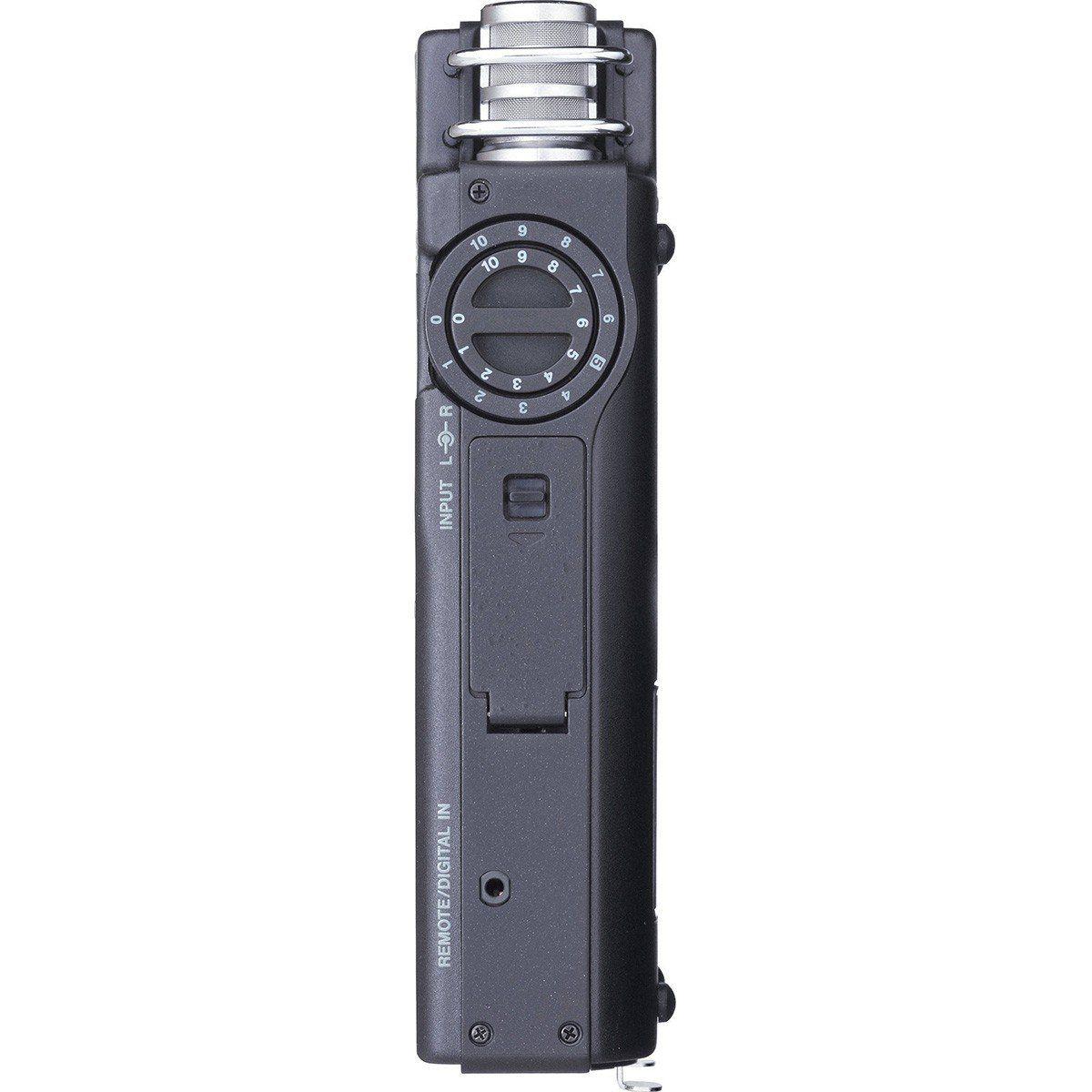 Tascam DR1000 MK2 Gravador DR-100MKII Armazena até 32GB 24-Bit 96-Khz Inclui 2GB SD