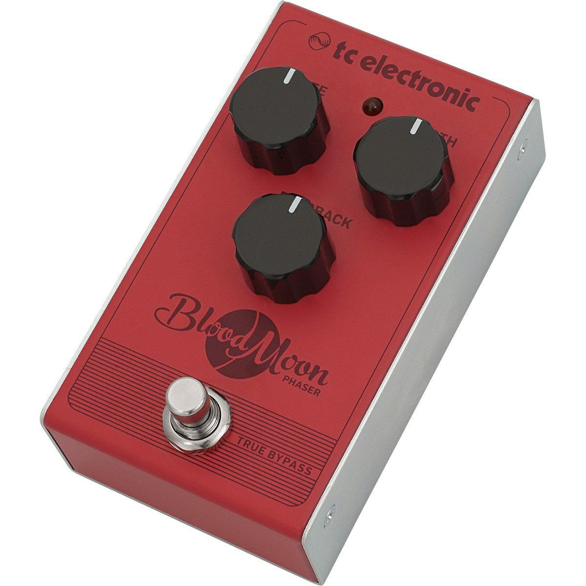 Tc Electronic Blood Moon Phaser Pedal para Guitarra