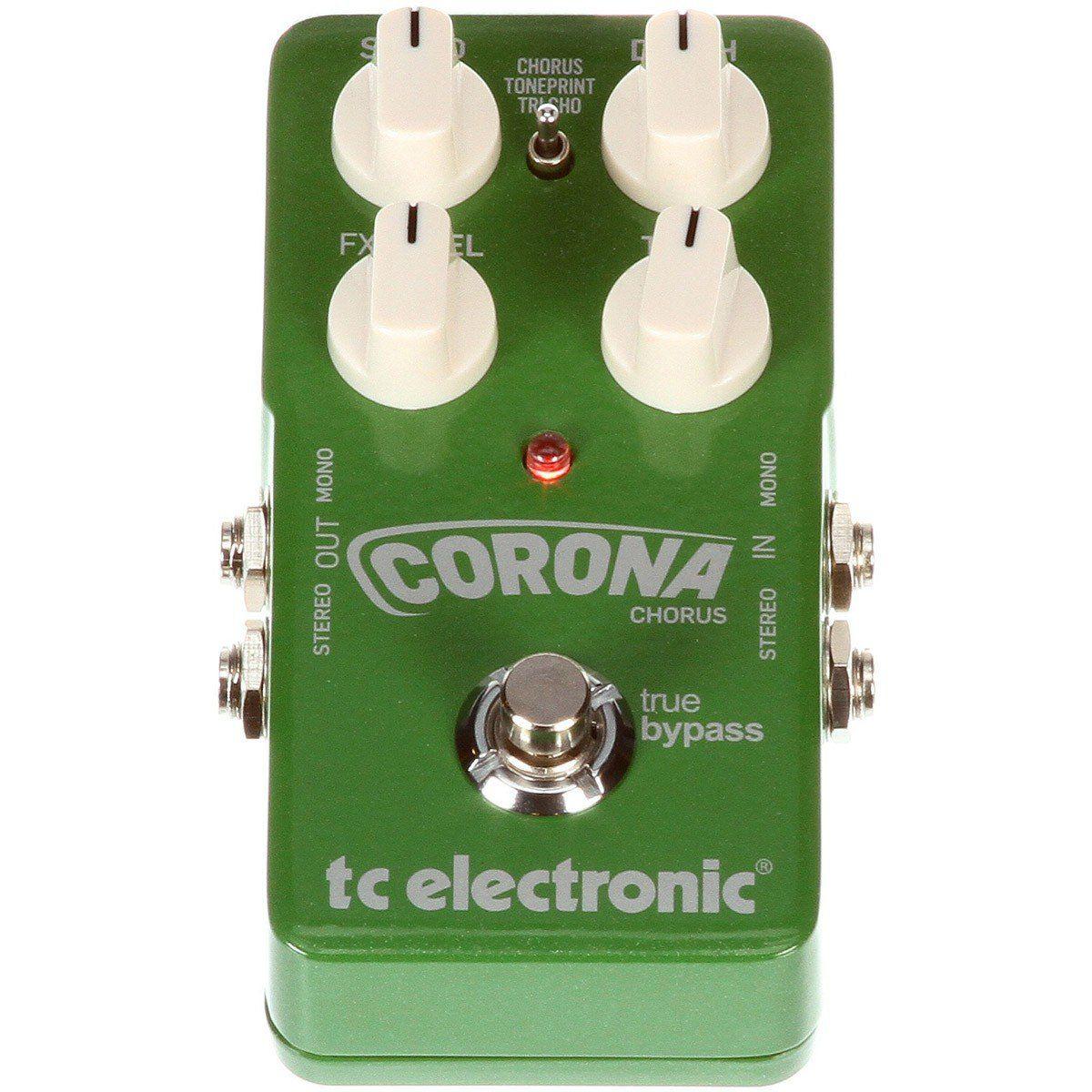 Tc Electronic Corona Chorus Pedal para Guitarra