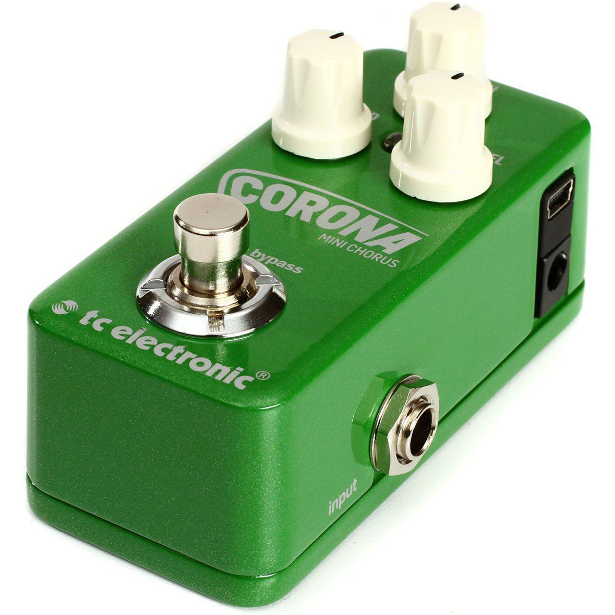 Tc Electronic Corona Mini Chorus Pedal para Guitarra