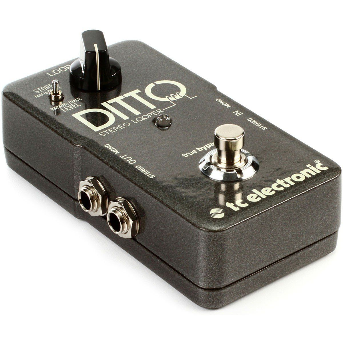 Tc Electronic Ditto Stereo Looper Pedal para Guitarra