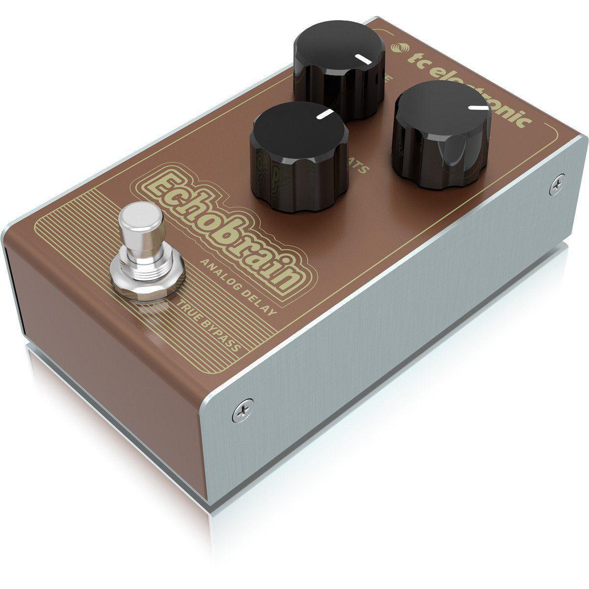Tc Electronic Echobrain Analog Delay Pedal para Guitarra