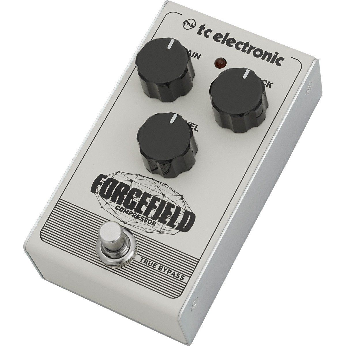 Tc Electronic Forcefield Compressor Pedal para Guitarra