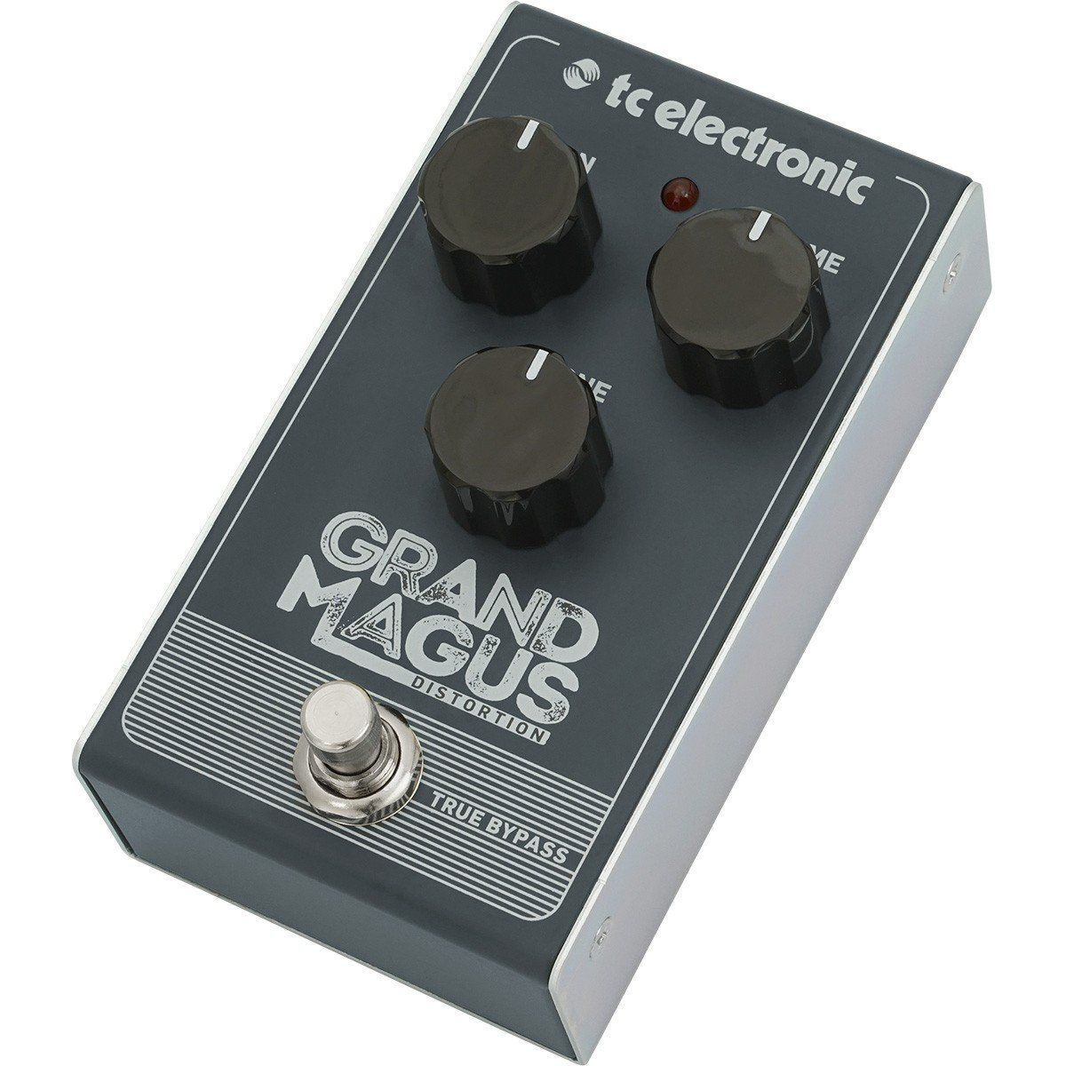 Tc Electronic Grand Magus Distortion Pedal para Guitarra