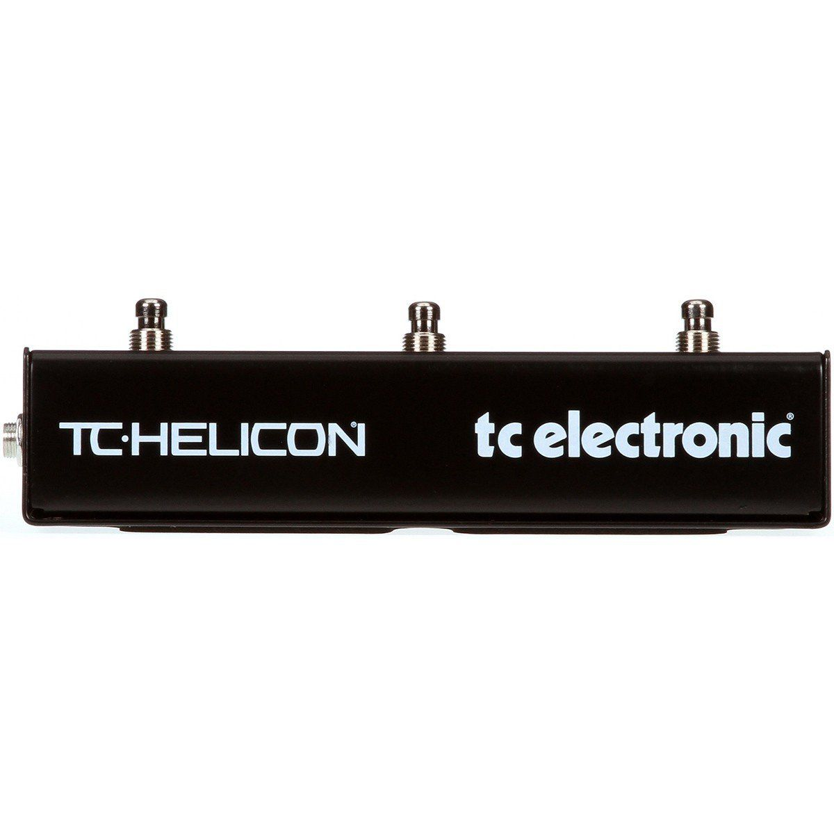 Tc Electronic Switch 3 FootSwitch Pedal para Home Studio e Guitarras