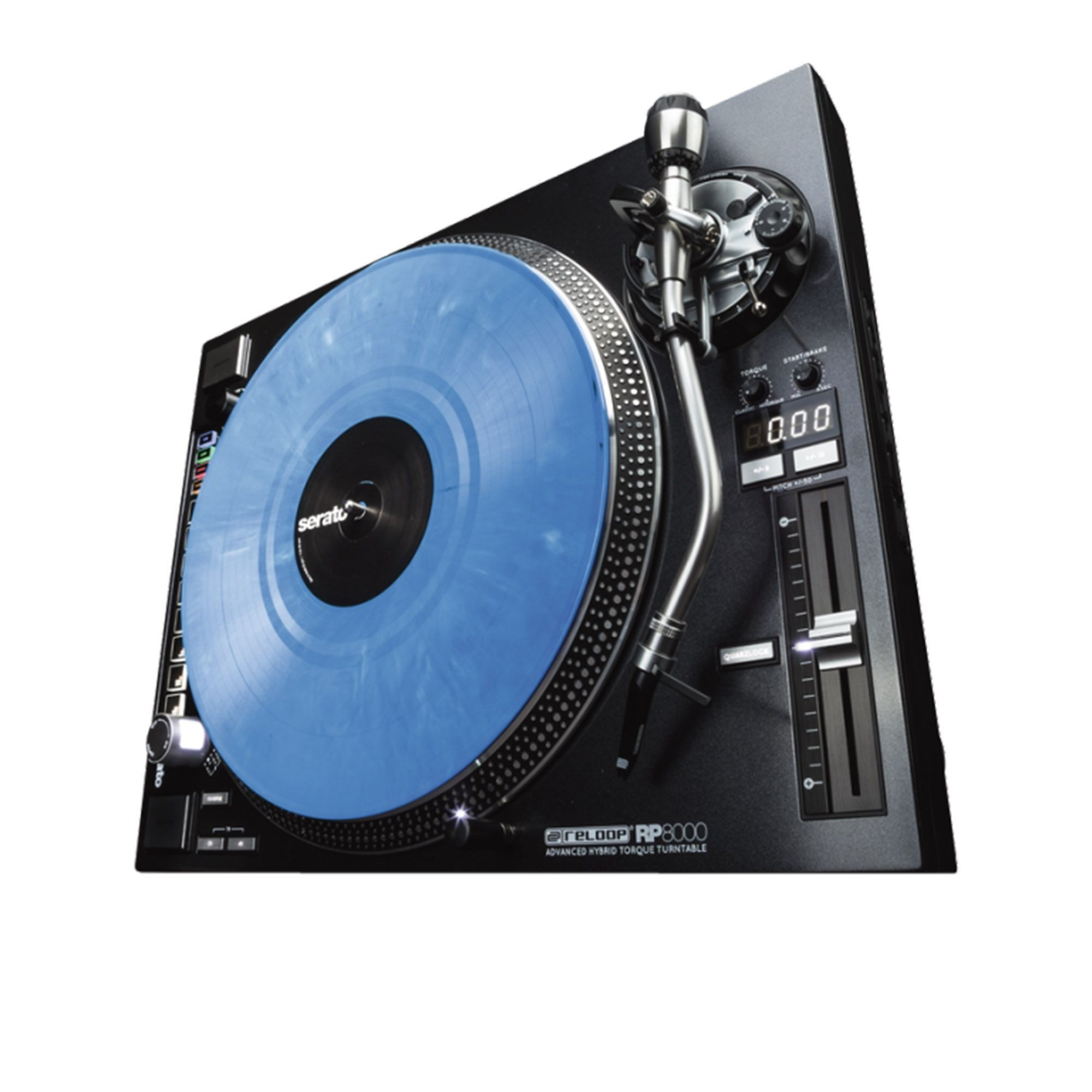 Reloop RP8000 Toca-disco Dj Reloop-RP8000 Direct Drive