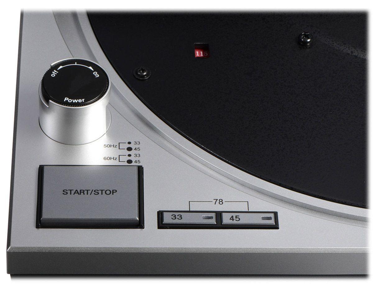 Audio Technica AT-LP120 Toca Discos Audio Technica AT LP120 USB DC