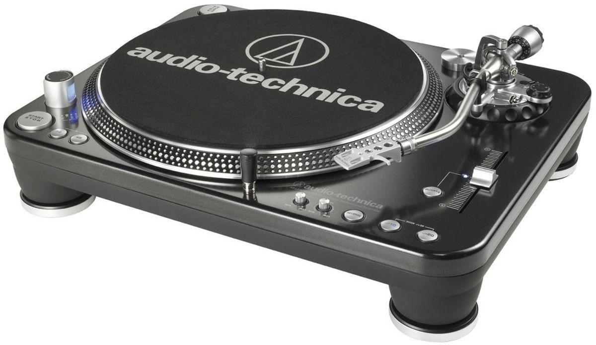 Audio Technica AT-LP1240 Toca discos Audio Technica AT LP1240 USB DC