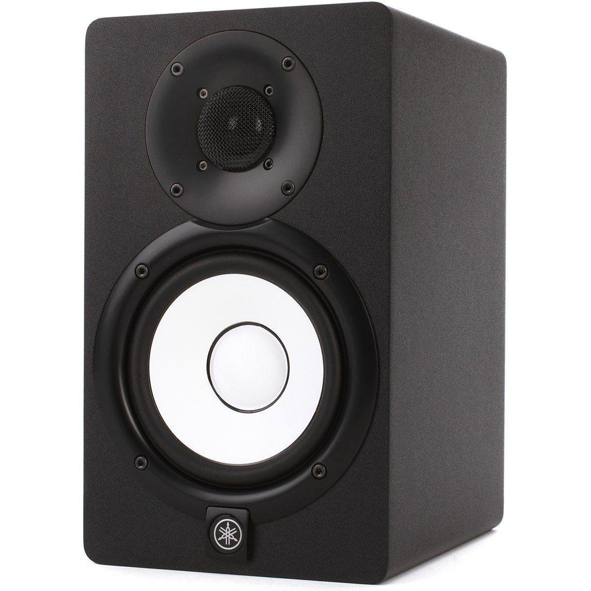 Yamaha HS8T Monitor de Áudio Bi-Amplificado Yamaha HS8T com Potencia de 120W