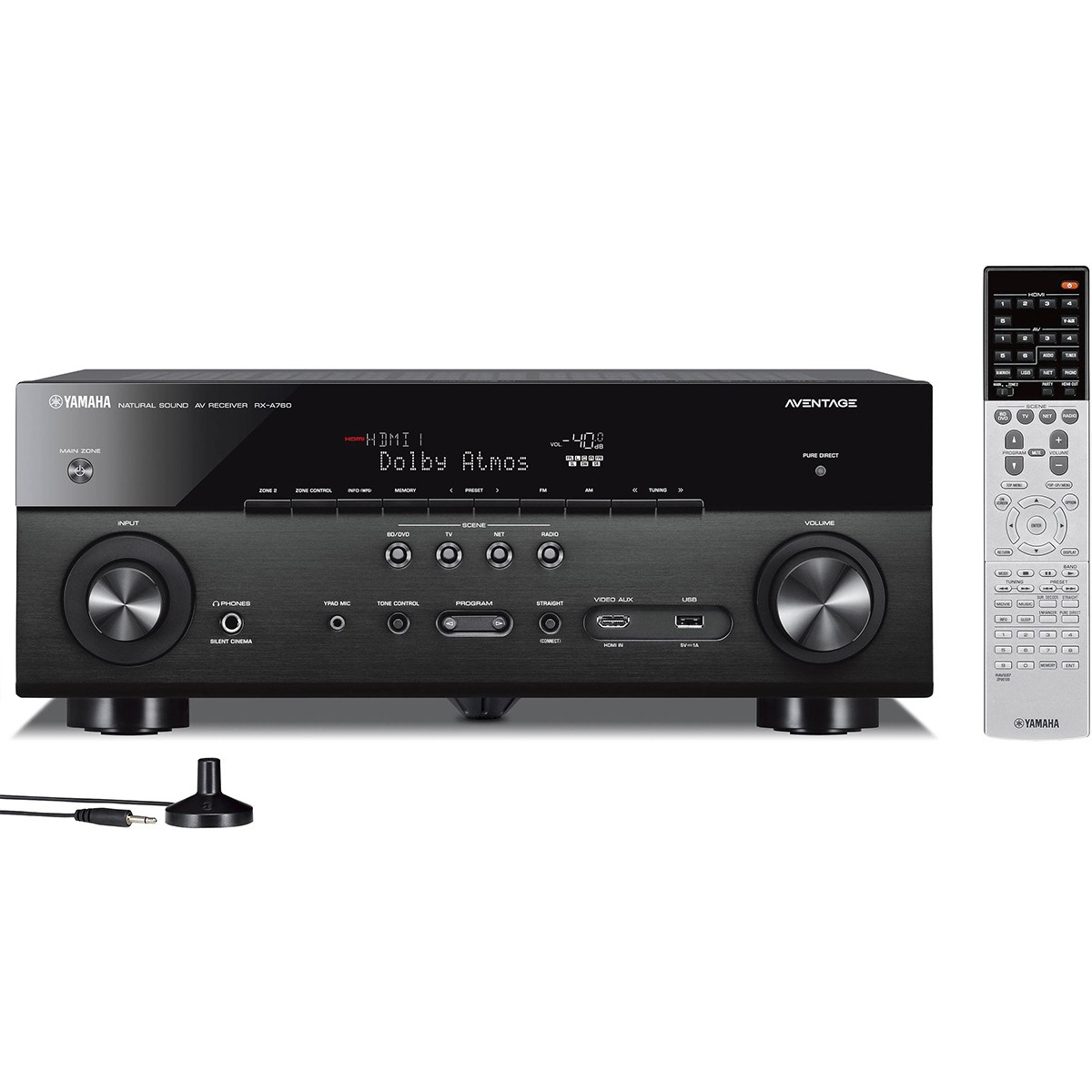 receiver yamaha rx a860 review yamaha rx a860. Black Bedroom Furniture Sets. Home Design Ideas