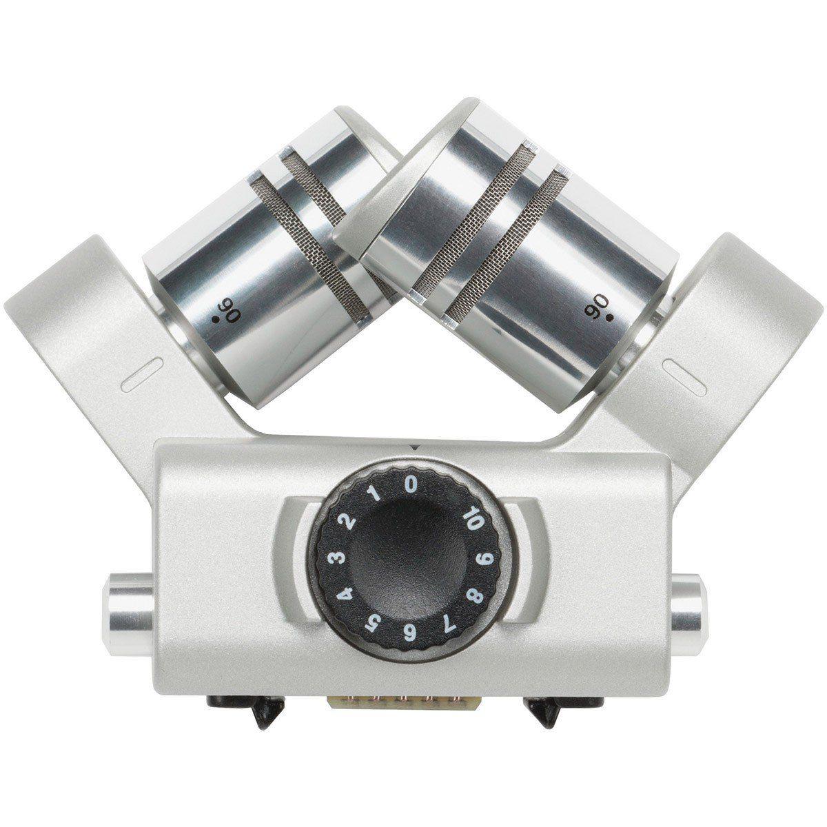 Zoom H6 Gravador De Áudio Zoom H 6 Armazena até 128GB Microfones Modulares 24-Bit