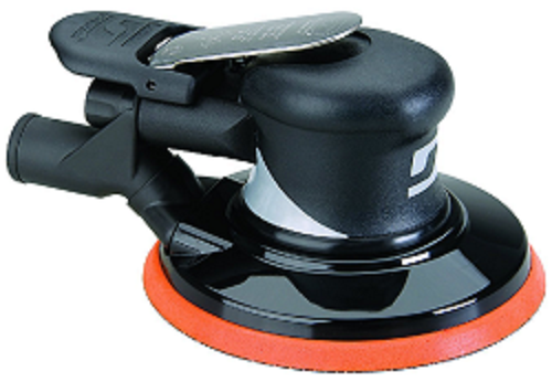 Lixadeira pneumática rotorbital (Dynorbital Supreme) 6pol  0.28HP (209Watts) 12.000RPM  aspiração central