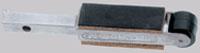 Lixadeira pneumática de cinta abrasiva (Dynafile II) 0,5HP(373Watts) 20.000RPM braço 18 pol