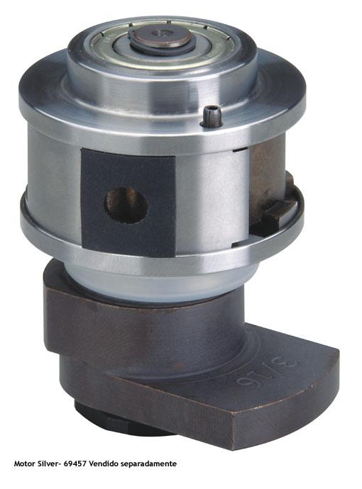 Lixadeira pneumática rotorbital  (Dynorbital Silver-Supremet)