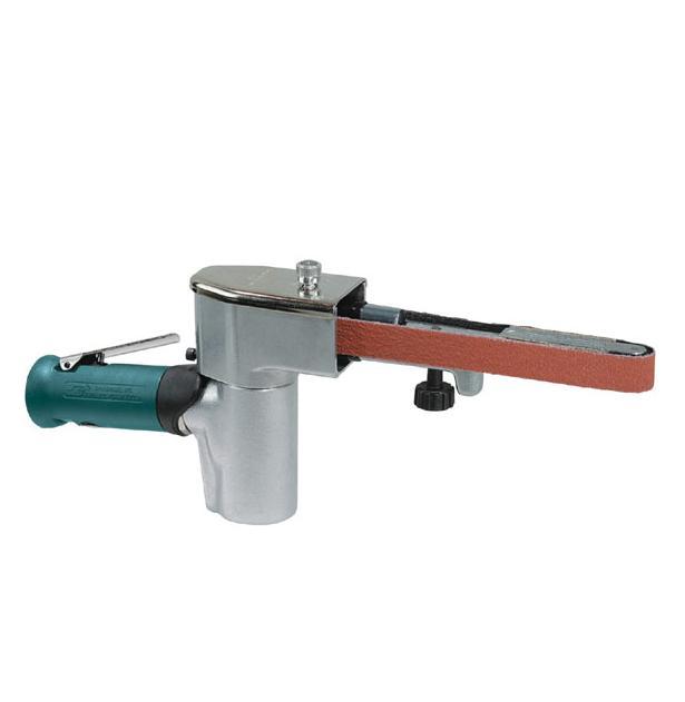 Lixadeira pneumática de cinta abrasiva (Dynafile II) 0,5HP(373Watts) 20.000RPM braço 20.1/2 pol