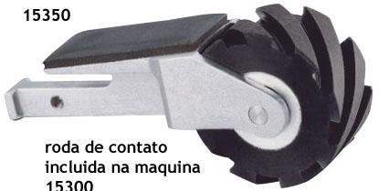 Lixadeira pneumática de cinta abrasiva (Dynafile III) 0,7HP(522Watts) 20.000RPM braço 18 pol