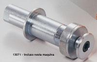 ESMERILHADEIRA PNEUMÁTICA HORIZONTAL 0,7 HP (522 Watts) 3.400 RPM EIXO 5/8 ou 1 POL