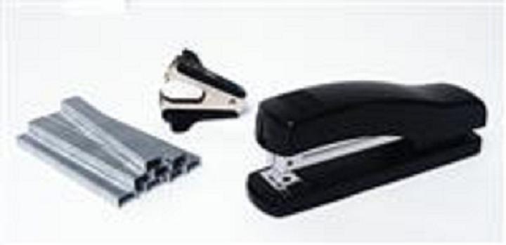 Grampeador de luxo c/extrator de grampo