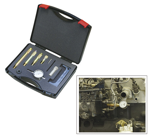 Ferramenta de ajustar sincronismo de motores com injeção Bosch-VE