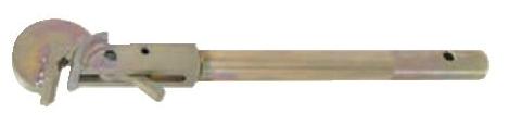 Chave para ajuste de convergência da direção Kl -0169-1 Gedore Klann