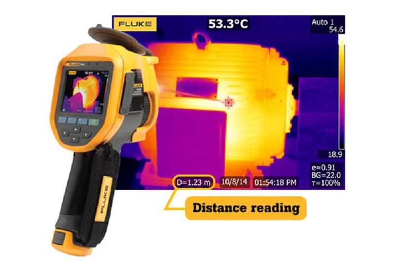 Câmera Termográfica Ti 400 - 9 Hz - FLUKE