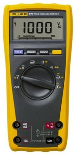 Multímetro digital TRUE-RMS 179 CAT III 1000V / CAT IV 600V