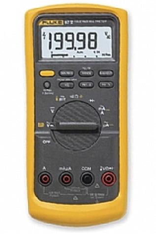 Multímetro digital industrial TRUE-RMS 87-5 CAT III 1000V