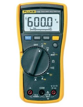 Multimetro digital TRUE-RMS 115 CAT III 600V