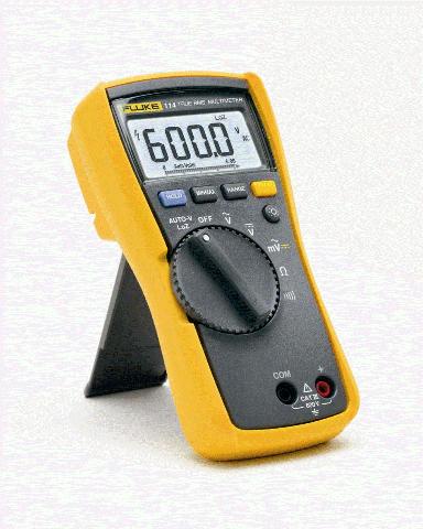 Multímetro digital 114 CAT.III 600V altovolt