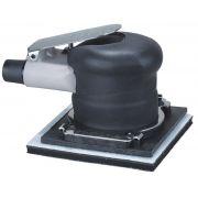 Lixadeira pneumática orbital modelo T 4 x 4.5/16pol 20.000RPM sem aspiração c/prato p/face de vinil