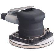 Lixadeira pneumática orbital modelo T Ø 5 pol 20.000RPM sem aspiração c/prato p/face de velcro