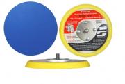 Disco suporte de lixa de uretano c/vinil s/ furo