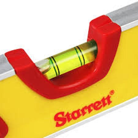 """Nível Torpedo Magnético Corpo em Alumínio Revestido em  ABS - 9"""" ( 230 mm) - KTLS9-S  - STARRETT"""